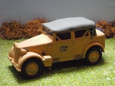 Fiat 508 CM Coloniale
