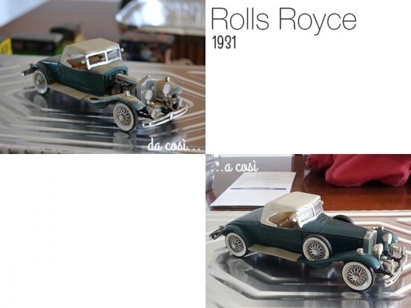 Rolls Royce 1931