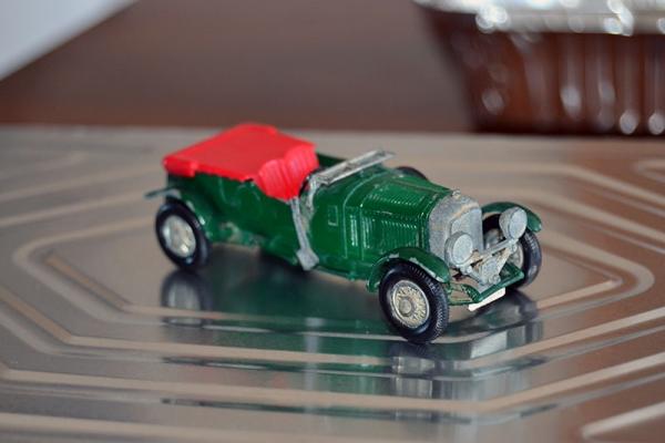 Bentley 4 litri e mezzo