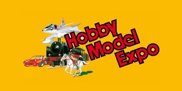 Un pomeriggio all'Hobby Model Expo