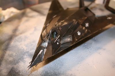 Lockheed F-117 A Stealth