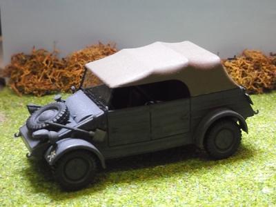 VW Typ 82 Kubelwagen