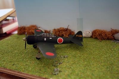 """Mitsubishi A6M2b-21 """"Zero"""""""
