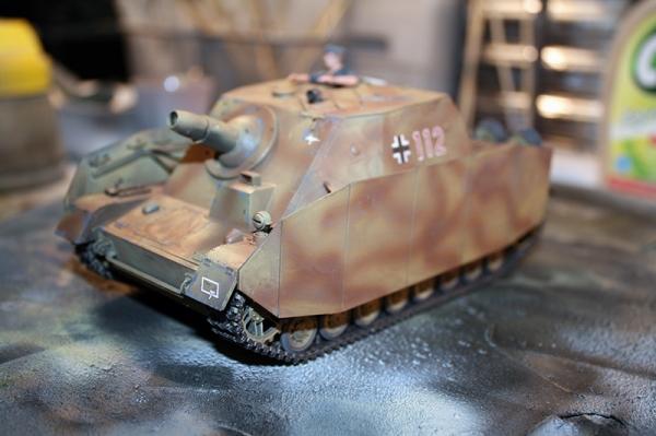 Brummbar Sturmpanzer IV Sdkfz166