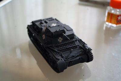 Panzer Kpfw. I Ausf. B