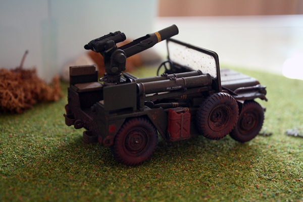 M151A2 w/Tow Missile Launcher