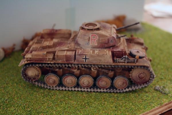 Panzer Kampfwagen II Ausf. F/G