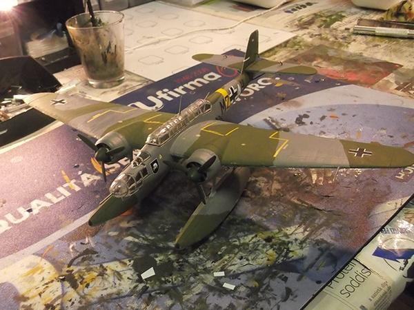Heinkel Hell 5B/C