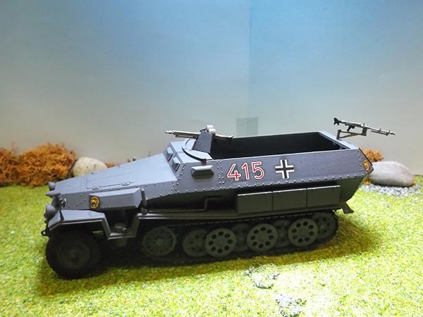 Hanomag SdKfz 251/1