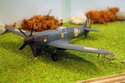 Spitfire PRXIX