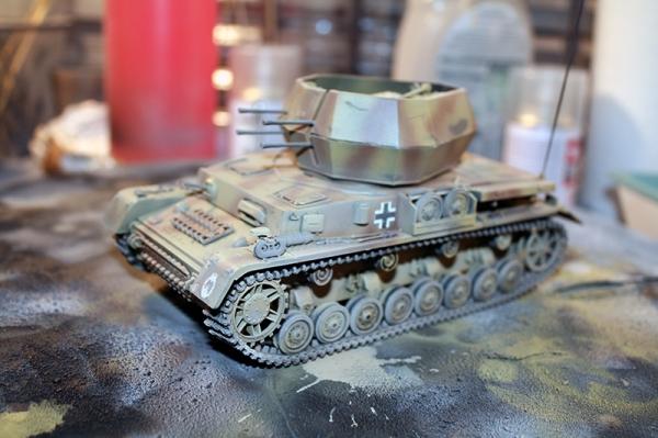 Flakpanzer IV Wirbel Wind