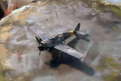Focke-Wulf Fw 190 A8