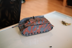Sd.Kfz.167 Sturmgeschutz IV