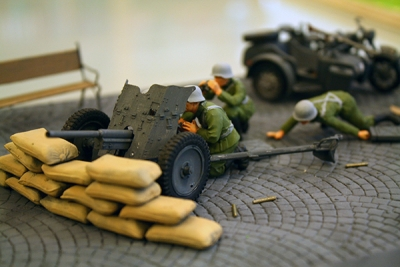 3,7Cm Anti-Tank Gun(Pak35/36)